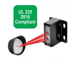 NEW - ETL UL 325-2016 Compliant Sensors Available