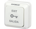 Mini Square Rocker Switch - Surface-Mount with Backbox