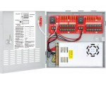 12VDC Switching CCTV Power Supply, 18 Outputs, 30A total