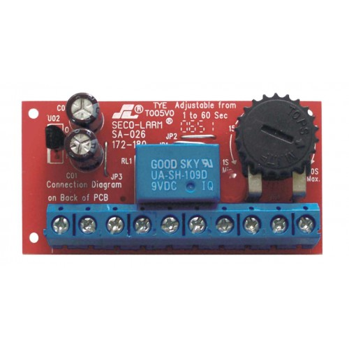 Mini Timer Module Low Voltage Miniature Delay Timer