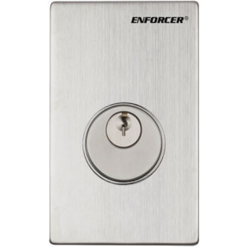 Mortise Cylinder Key Switch Momentary