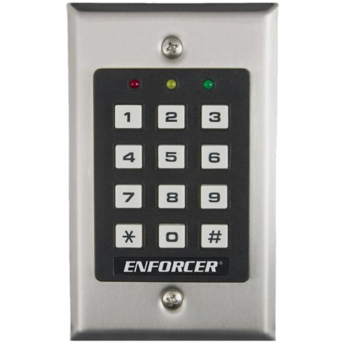Access Control Keypad 1 000 Users 1 Relay Output Indoor