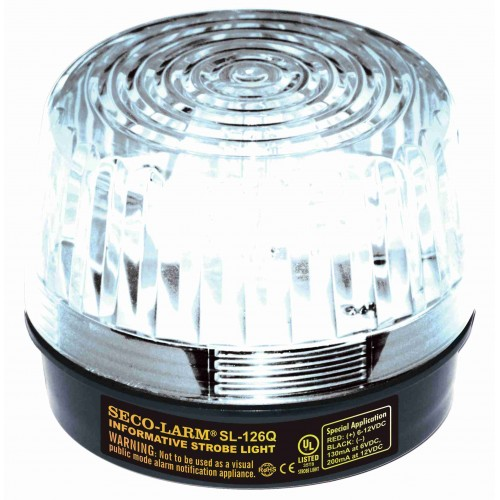 strobe light ~vdc clear