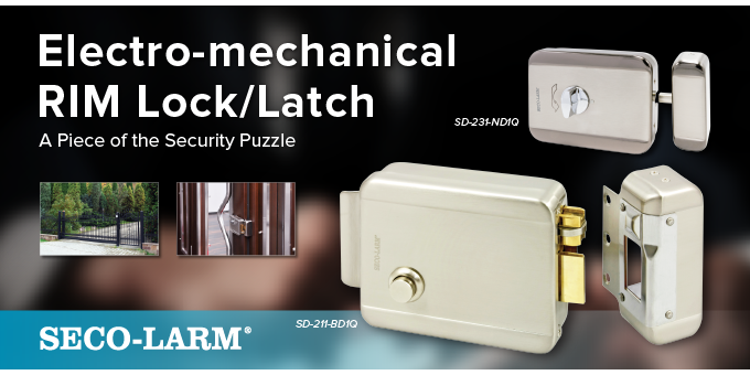 RIM LOCK/LATCH