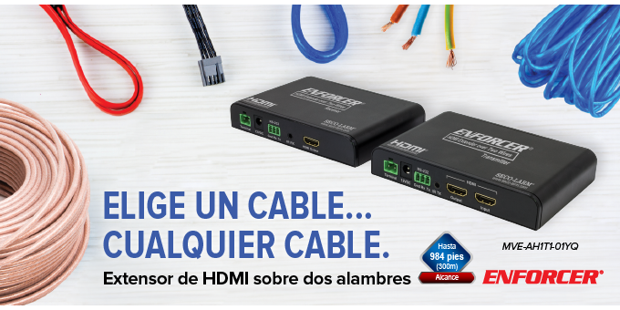 HDMI Extender over 2 Wires