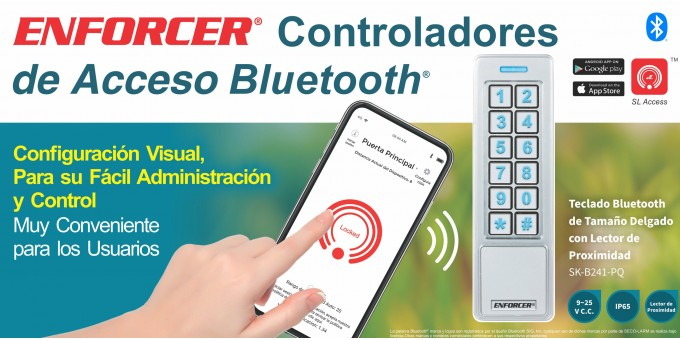 Bluetooth Access Controllers